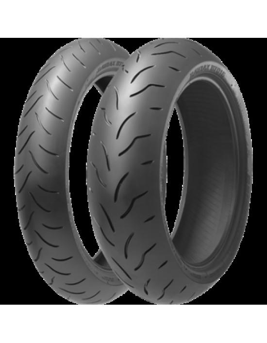 Bridgestone Battlax BT016 PRO 110/80 ZR18 (58W) TL PRO Predná DOT 41/2017
