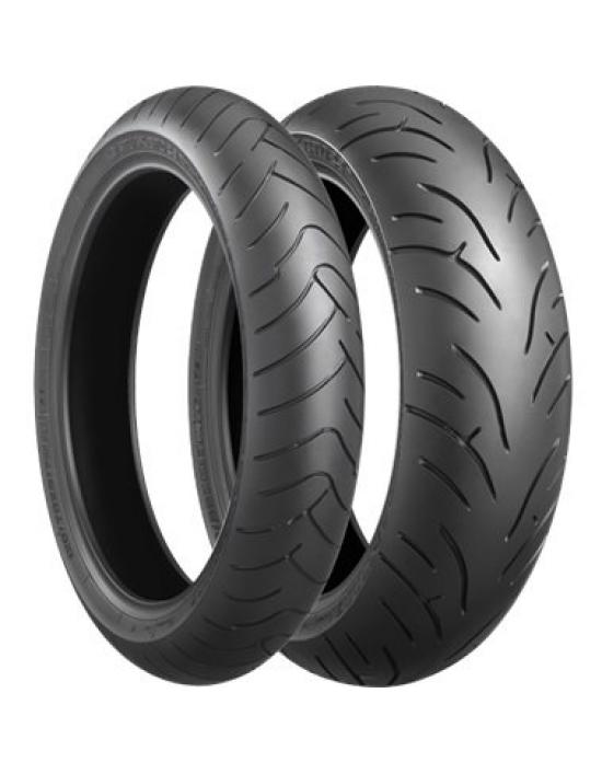 Bridgestone BT023 120/70 ZR17 (58W) GT DOT 2020 + 180/55 ZR17 (73W) GT DOT 2020