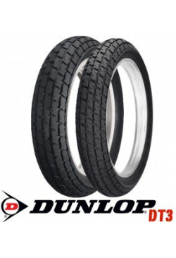 Dunlop DT3 Medium 140/80-19 TT Zadná DOT 18/2015