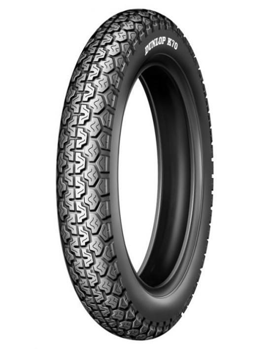 Dunlop K70 3.25-19 54P TT Predná/Zadná DOT 37/2016