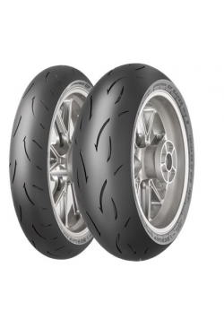 Dunlop SX GP Racer D212 Medium 190/55 ZR17 (75W) TL Zadná DOT 2020