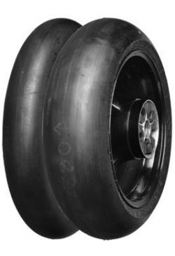 Dunlop KR108 MS0 RACE 195/65R17 (Slick) Zadná DOT 14/2017
