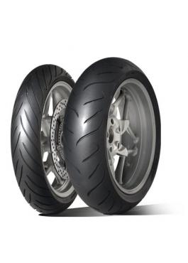 Dunlop Sportmax D222 120/70 ZR17 (58W) TL DOT 2019 + 180/55 ZR17 (73W) TL DOT 2019