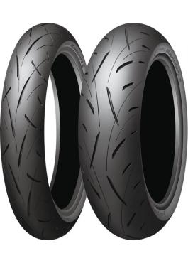 Dunlop Sportmax Roadsport 2 120/70 ZR17  (58W) TL DOT 2019 + 190/50 ZR17 (73W) TL DOT 2019