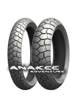 Michelin Anakee Adventure 110/80 R19 59V DOT 2020 +150/70R17 69V DOT 2020