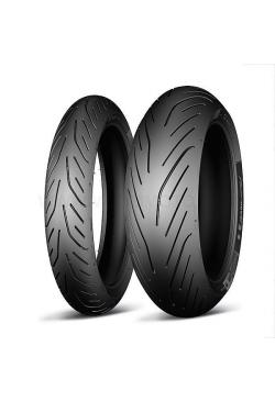 Michelin Pilot Power 3 120/70 ZR17 (58W) DOT 2020 + 180/55 ZR17 (73W) DOT 2020