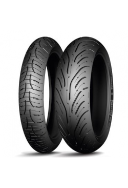 Michelin Pilot Road 4 120/70 ZR17 (58W) DOT 2020+180/55 ZR17 (73W) DOT 2020