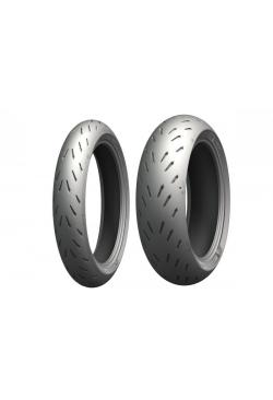 Michelin Power RS 120/60 ZR17 (55W) DOT 27-52/2016+160/60 ZR17 (69W) DOT 46-50/2016