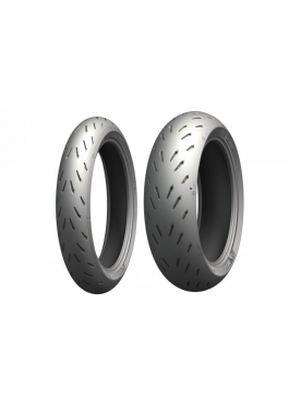 Michelin Power RS 120/70 ZR17 (58W) DOT 40-52/2016+180/55 ZR17 (73W) DOT 40-51/2016