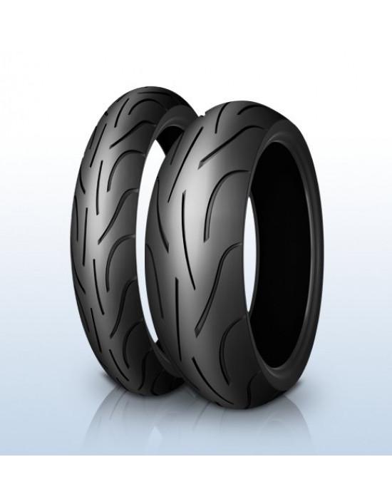 Michelin Pilot Power 120/70 ZR17 (58W) DOT 2020+180/55 ZR17 (73W) DOT 2020