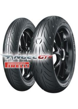 Pirelli Angel GT II 120/70 ZR17 (58W) DOT 2020+180/55 ZR17 (73W) DOT 2020