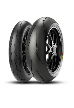 Pirelli Diablo Supercorsa V2 SC0 180/60 ZR17 75V TL M/C Zadná DOT 26-51/2016