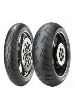 Pirelli Diablo 120/70 ZR17 (58W) DOT 2020+180/55 ZR17 (73W) DOT 2020