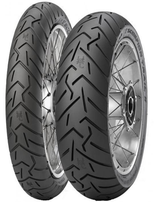 Pirelli Scorpion Trail II 110/80 R19  59V TL M/C Predná DOT 10-25/2018